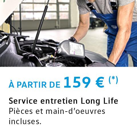 Entretien long life