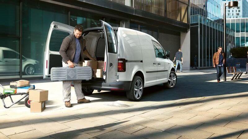 Caddy Van - 0